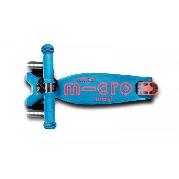 Maxi Micro Deluxe  Led Aqua