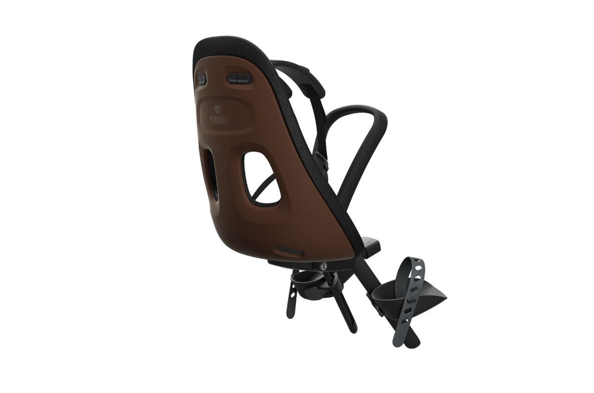 Thule Yepp next Mini Brown (Max 15 kg)