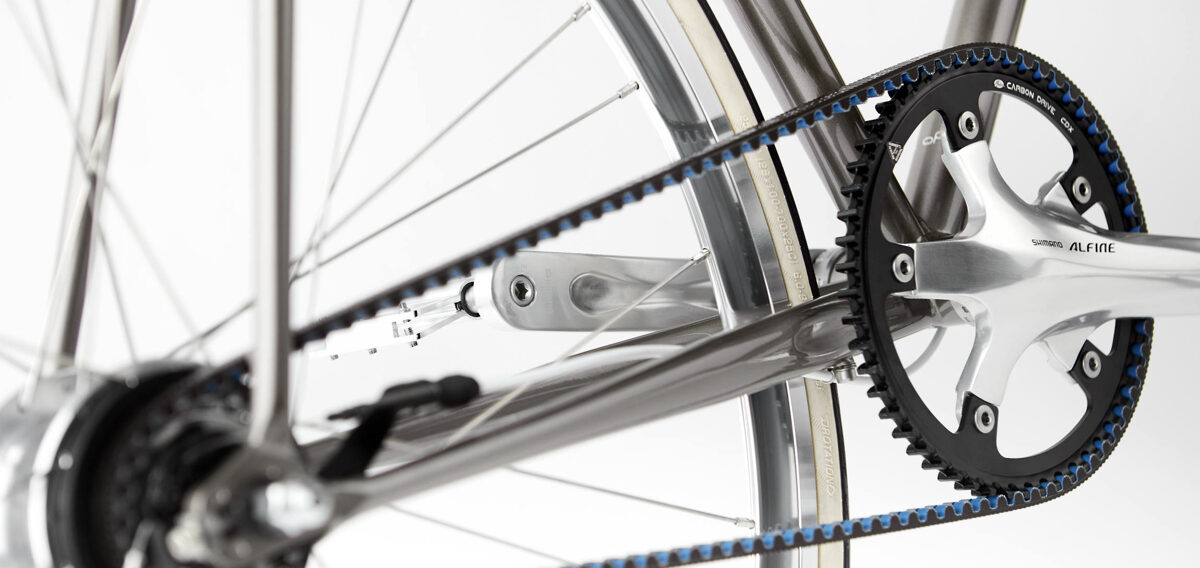 Mikamaro custom grey 8 speed Urban Bike - 58cm