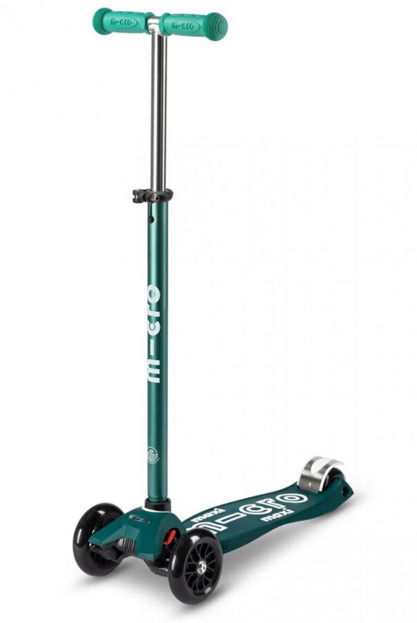 Maxi Micro Deluxe Eco green