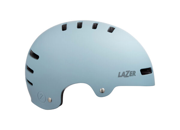 Lazer One+  Matte light blue  M (55-59 cm)
