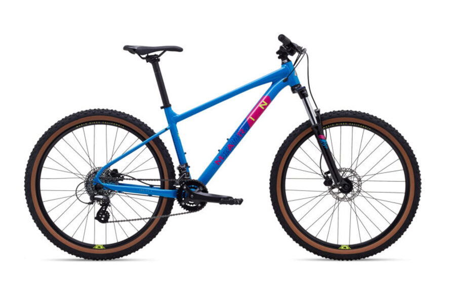 Marin Bobcat Trail 3 Blue