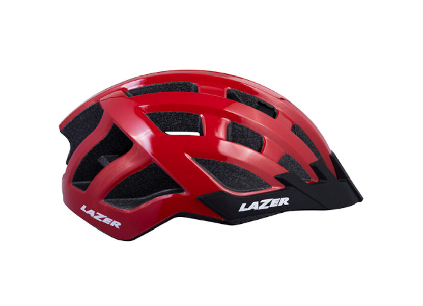 Lazer Compact Red (54-61cm)
