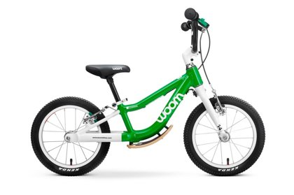 "Woom 1 PLUS Green (14"")"