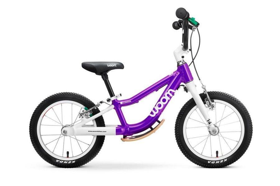 """Woom 1 PLUS Purple (14"""")"""