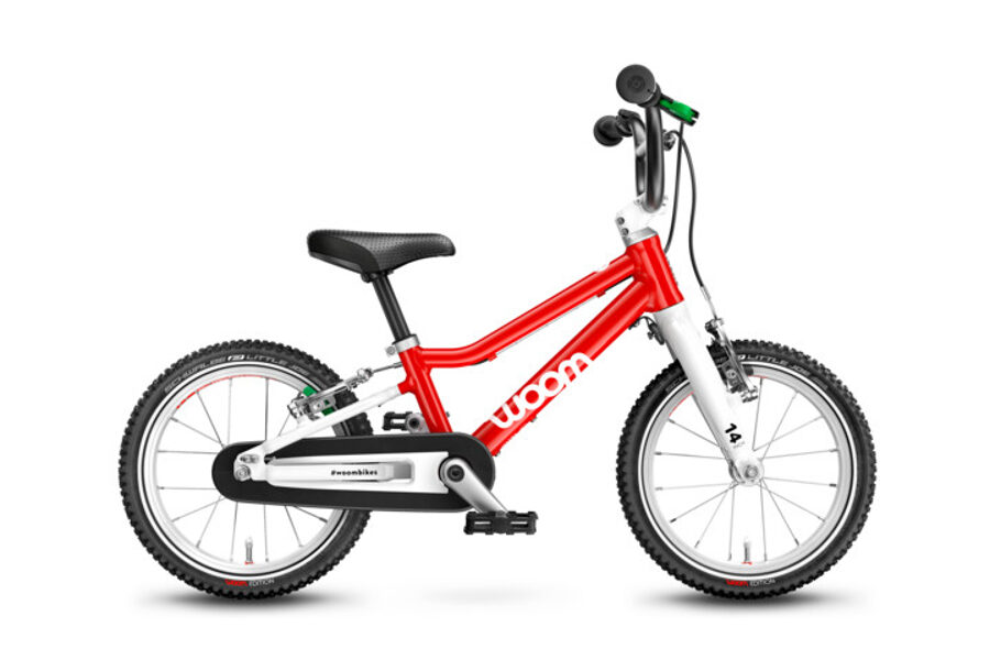 Woom 2 Red (2021)
