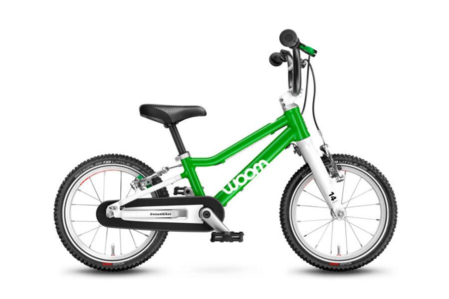 Woom 2 Green (2021)