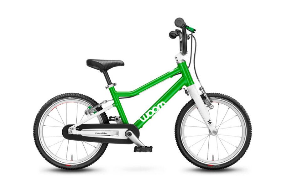 Woom 3 Green (2021)
