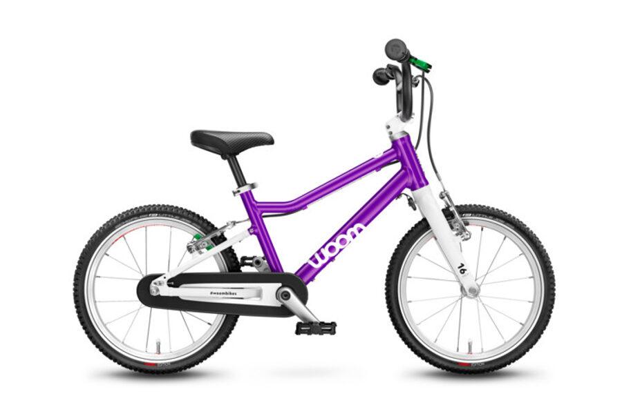 Woom 3 Purple (2021)
