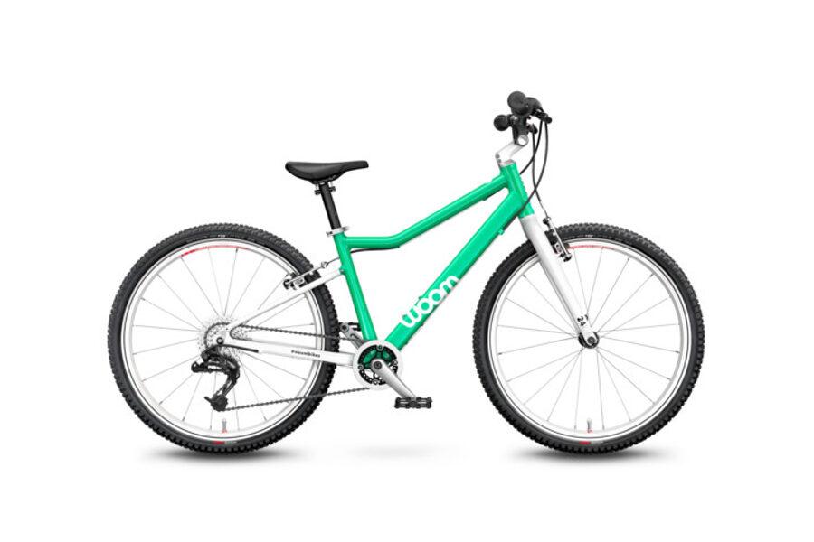 Woom 5 Mint green (2021)