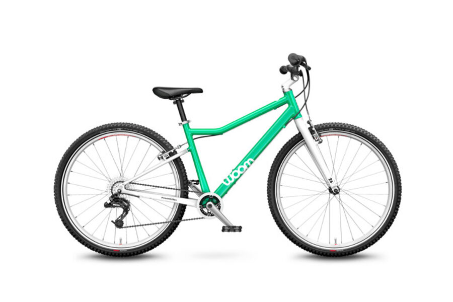 Woom 6 Mint green (2021)