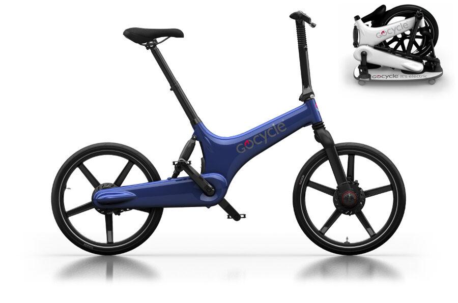 Gocycle G3 (mazlietots)