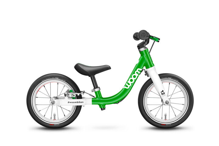 "Woom 1 (12"") green"