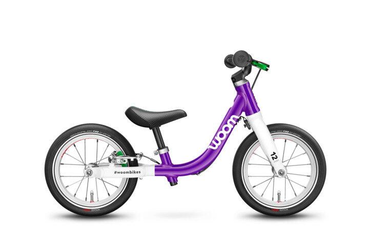 """Woom 1 (12"""") purple"""