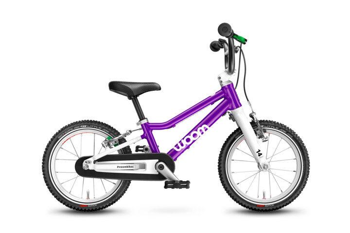 Woom 2 Purple (2021)